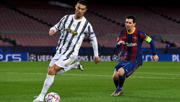 Мессі, Роналду і Левандовський - у шортлисті на найкращого футболіста року за версією ФІФА