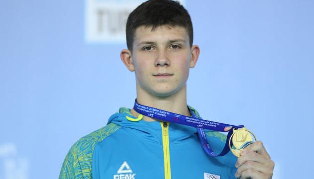Українець Ілля Ковтун – чемпіон Європи зі спортивної гімнастики
