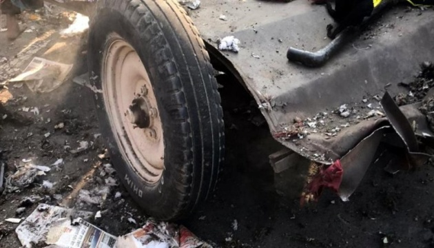 У Нігерії підірвали два авто, є загиблі