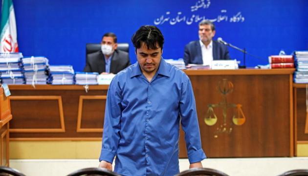 В Ірані стратили опозиційного журналіста