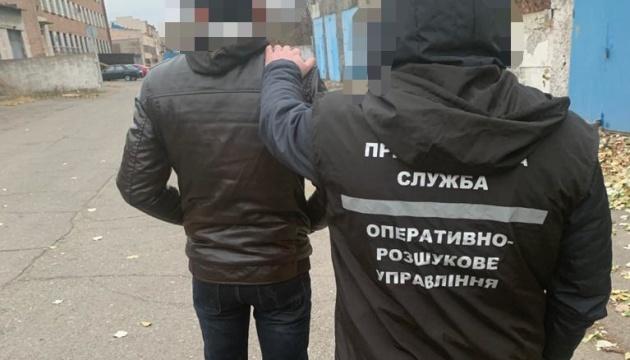 У Маріуполі прикордонники затримали бойовика «ДНР»