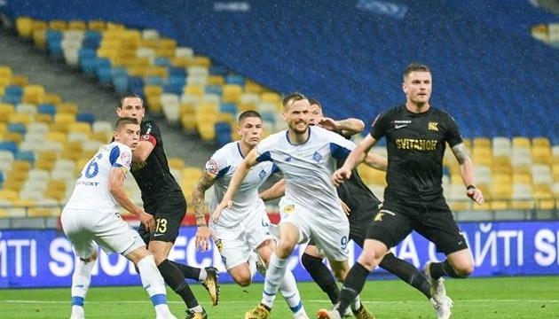 «Динамо» не смогло переиграть «Колос» в чемпионате Украины