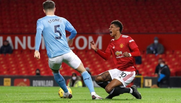 АПЛ: в дерби Манчестера мячей не забивали