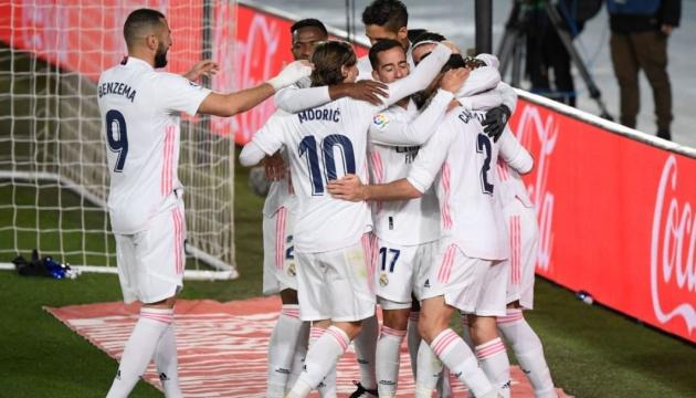 Ла Лига: «Реал» победил в дерби Мадрида