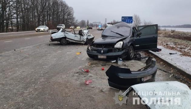 На Київщині у ДТП загинули двоє, серед них – підліток