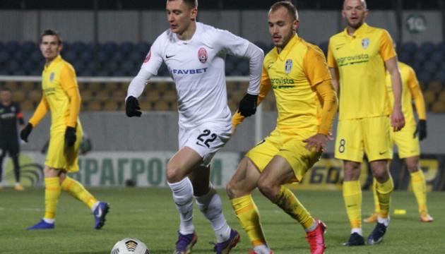 «Олександрія» поступилася «Зорі» у заключному матчі 2020 року Прем'єр-ліги України