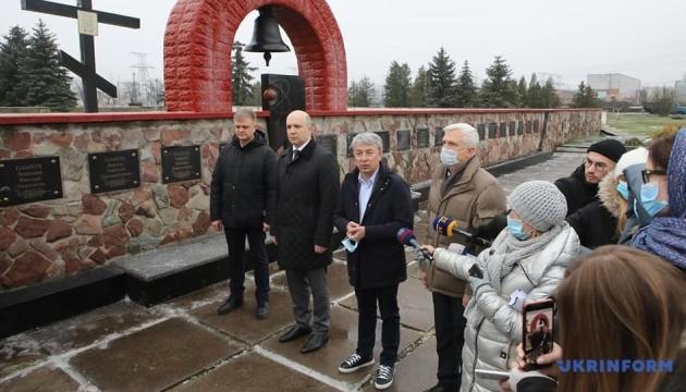 Olexandre Tkatchenko propose d'inscrire Tchornobyl au patrimoine mondial de l'Unesco
