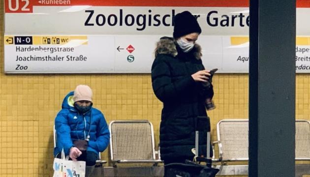 У Німеччині - рекордна кількість COVID-хворих та померлих за добу