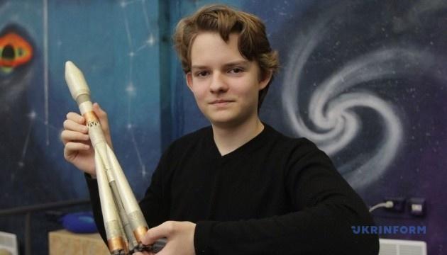 15-річний винахідник Макар Дробишев: Маск - талановитий, але кумирів у мене немає