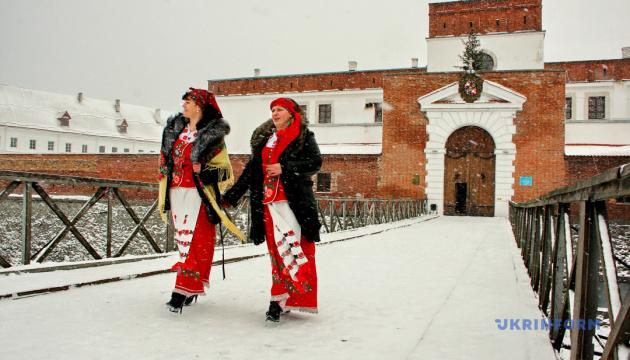 Дубенський замок: цикл «Фортеці України»