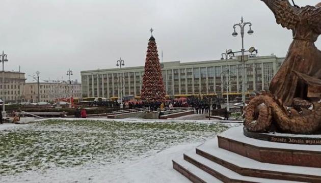 У Мінську силовики затримали пенсіонерів - учасників «Маршу мудрості»