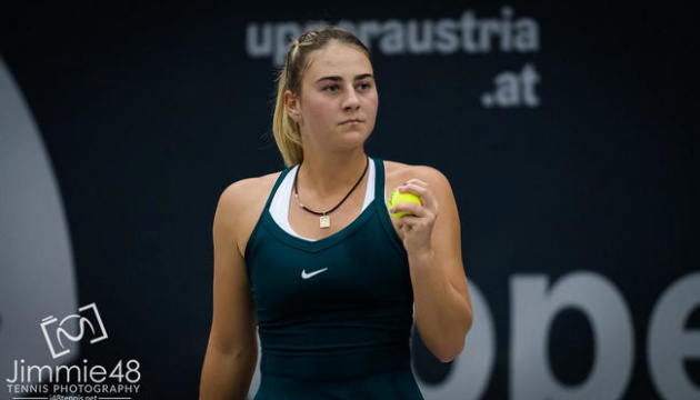 Марта Костюк виграла стартовий матч на турнірі ITF в Італії