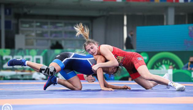 Українка Маланчук вийшла у фінал Кубка світу зі спортивної боротьби