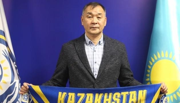 Збірна Казахстану з футболу отримала нового головного тренера