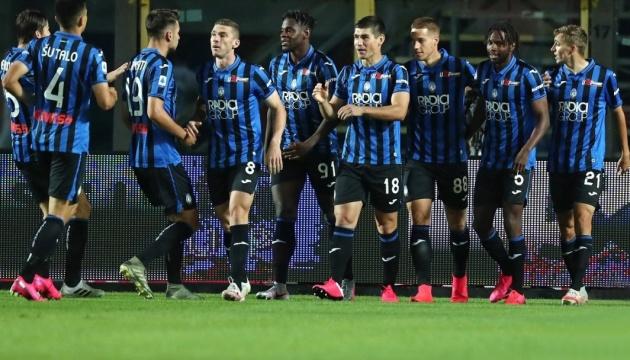 «Аталанта» Малиновского признана лучшей командой 2020 года в Италии