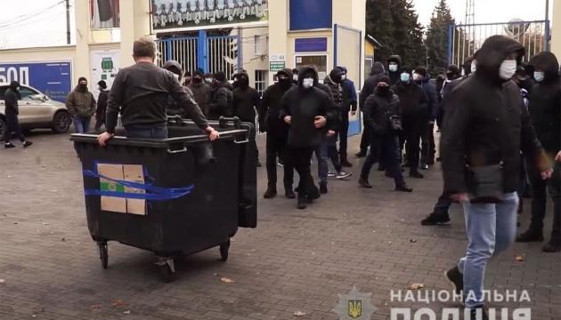 Побиття директора стадіону: у ФК «Десна» заявляють, що їхні фанати непричетні