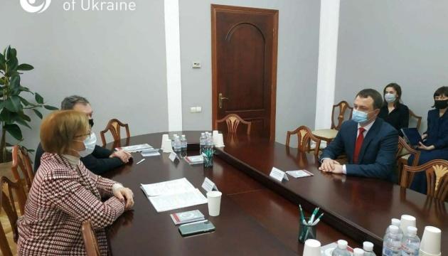 Денісова підписала меморандум з мовним омбудсменом про співпрацю