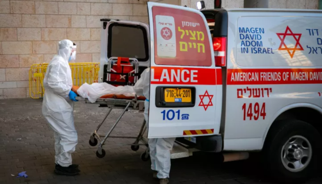 В Ізраїлі вперше за два місяці - понад 2000 нових випадків коронавірусу