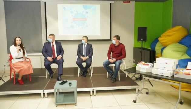 На Вінниччині  благодійники надаватимуть ковідним хворим у стаціонарах «Пакунки пацієнта»
