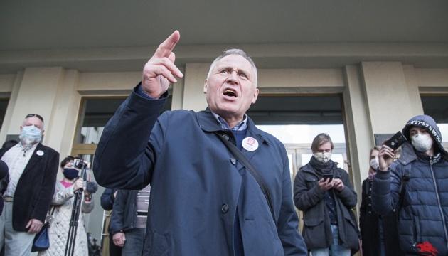 Відомому білоруському опозиціонерові висунули нове обвинувачення