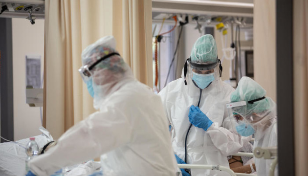 У світі зафіксували понад 77,1 мільйона випадків COVID-19