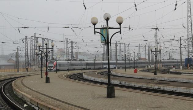На Львівщину прибув перший Інтерсіті+ «Київ-Славське»