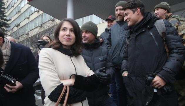 Anklage wegen Mordes gegen Tetjana Tschornowol erhoben