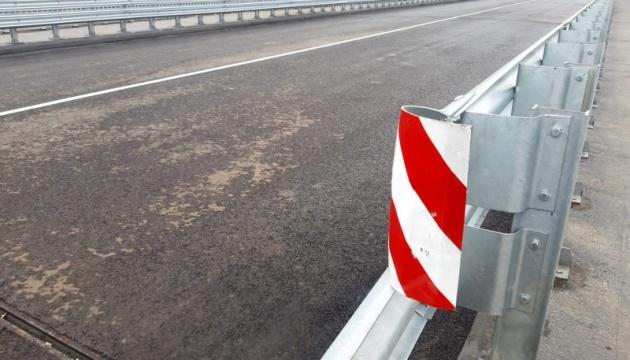На Вінниччині завершили капремонт мосту через Сіб