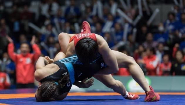 Українка Ріжко - у фіналі Кубка світу зі спортивної боротьби
