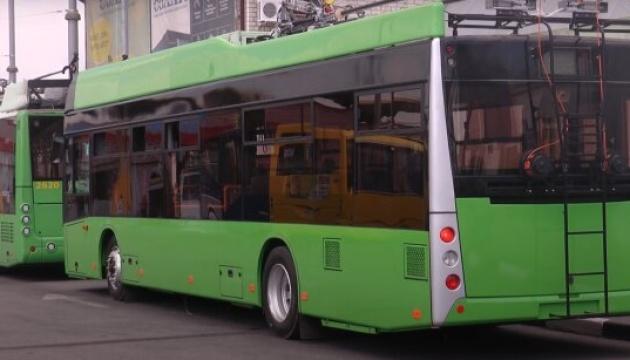 Негода у Харкові: рух тролейбусів поновили