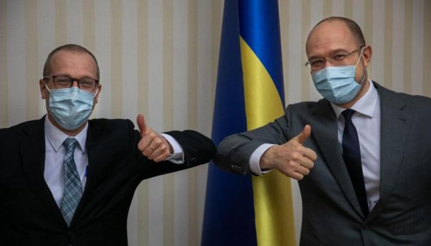 Україна розраховує на допомогу ВООЗ для якнайшвидшого отримання вакцин – Шмигаль