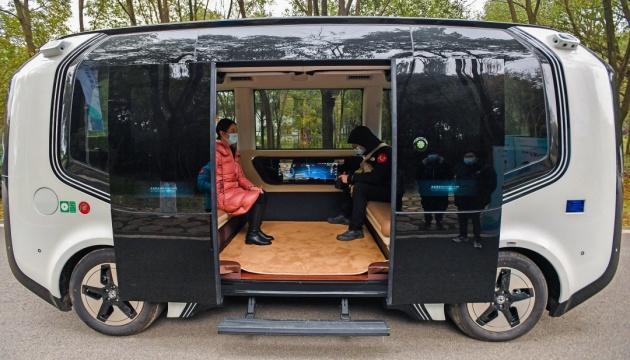 Китайський екопарк запропонує туристам безпілотні шатли та вендинг-автомати