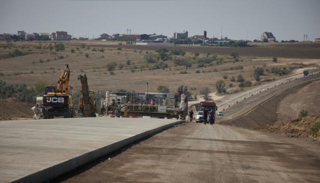 На Миколаївщині цьогоріч відремонтували 170 кілометрів державних доріг