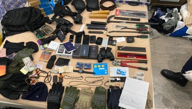 Десятки нападів і викрадення людей: на Київщині затримали банду рекетирів