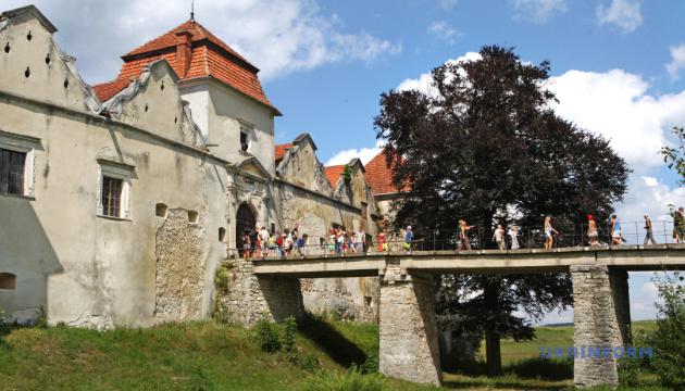 Львовщина ревитализуе 16 памятников культурного наследия