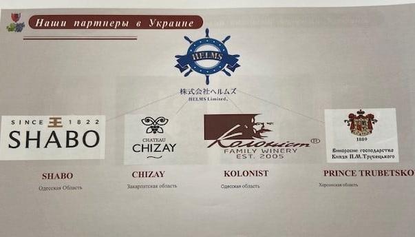 Українські вина виходять на японський ринок, на черзі - горілка і пиво