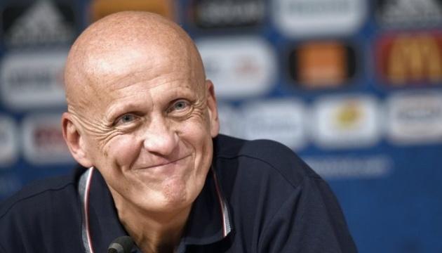 France Football визнав Колліну найкращим футбольним арбітром в історії