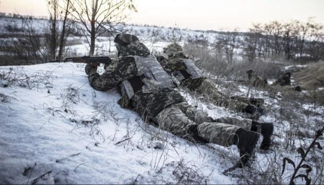 Fuerzas respaldadas por Rusia violan el alto el fuego en el Donbás en 1 ocasión