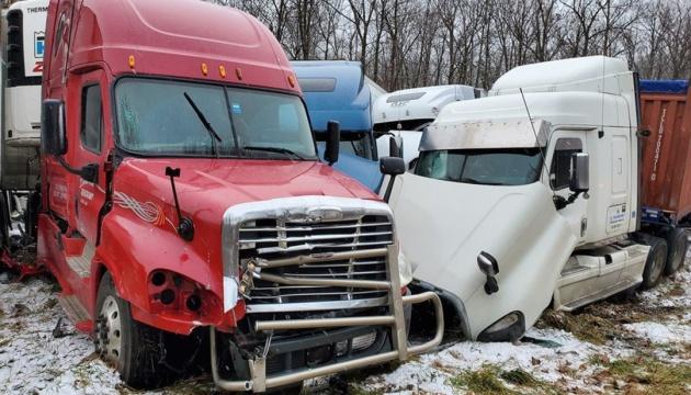 У Пенсильванії через снігову бурю загинули двоє людей
