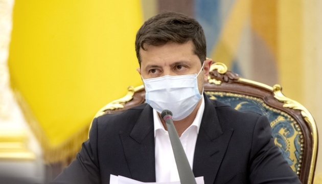 Zelensky thanks MPs for introduction of digital passports
