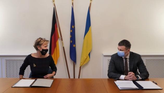 Україна та Німеччина підписали угоду про фінансове співробітництво