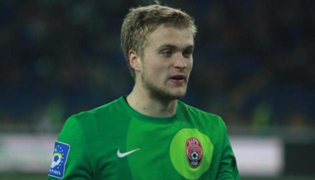 Голкіпер Шевченко подовжив контракт із «Зорею»