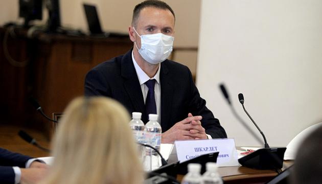 Shkarlet appointed Ukraine's education minister