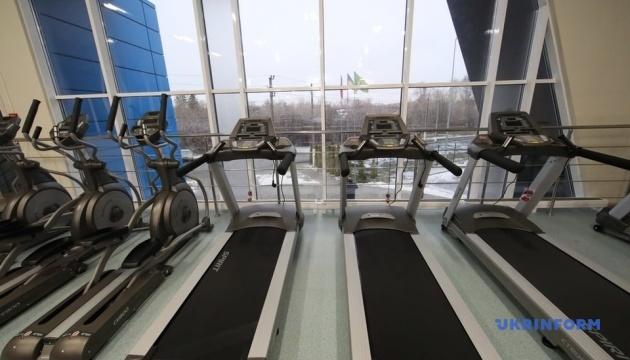 На Харківщині відкриють оздоровчий комплекс з ігровим залом і фітнес-центром
