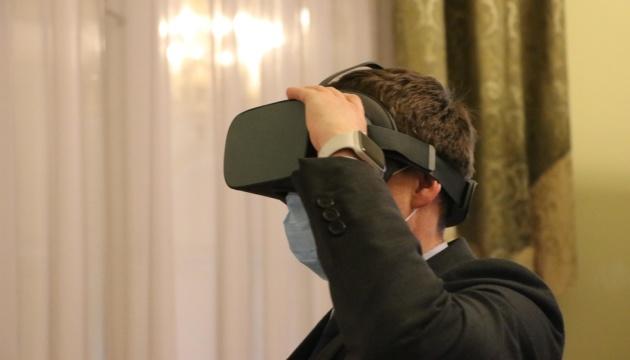 VR-очки помогут прогуляться княжеским Звенигородом
