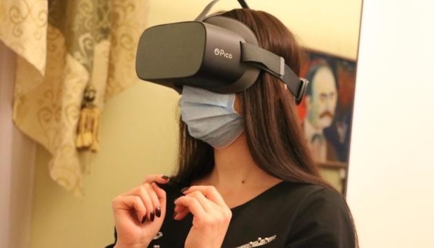 VR-окуляри допоможуть прогулятися княжим Звенигородом