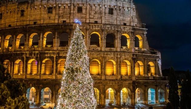 В Італії планують локдаун на Різдво і Новий рік