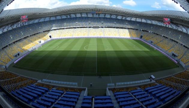 Збірна України з футболу зіграє з Фінляндією і Казахстаном у Львові
