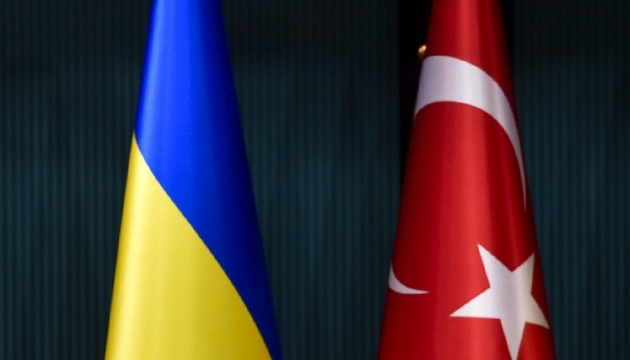 Ukrainian prime minister meets with Turkish foreign, defense ministers