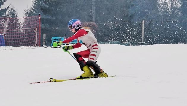 На Закарпатье провели первые в Украине лыжные соревнования в сезоне 2020/21